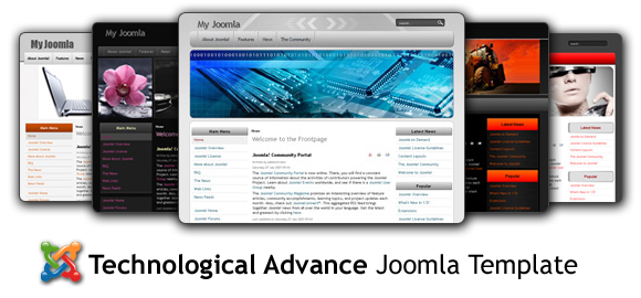 TechnologicalAdvance_Joomla_template_top